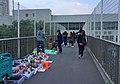 Footbridge to Sihui East Station (20160428182610).jpg