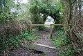 Footpath north of Bayhall Mill Rd - geograph.org.uk - 1273350.jpg