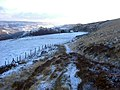 Footpath on edge of Midgley Moor - geograph.org.uk - 102767.jpg