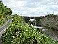 Footy's Bridge on the Royal Canal, Co. Westmeath - geograph.org.uk - 1284826.jpg