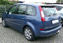 Ford C Max Wikipedia