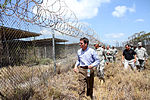 Former Guantanamo Bay detention facility commander visits current GTMO 130726-Z-FT114-042.jpg