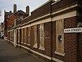 Former public baths and wash house, High Street, Hornsey, London N8 - geograph.org.uk - 1735487.jpg