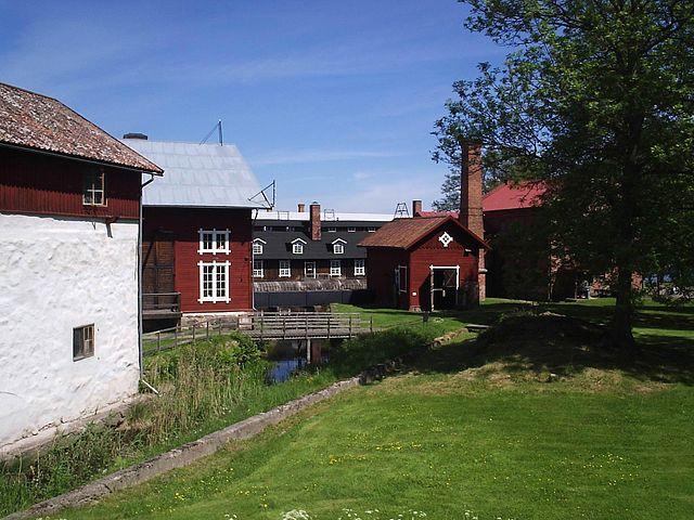 Industriemuseum Forsviks Bruk