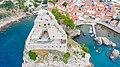 Fort Lovrijenac in Dubrovnik, Croatia (48612678188).jpg