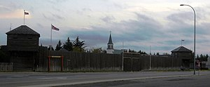 Fort Macleod - Image: Fort Macleod