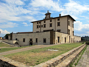 Belvedere (fort) - Fort Belvedere