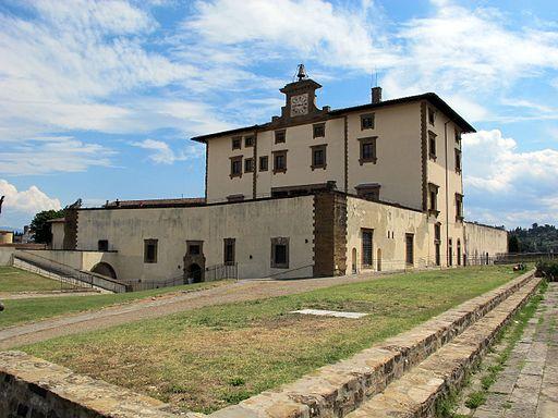 Forte belvedere, edificio principale 07