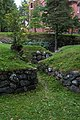 Fortifications of the church of Lappeenranta 2017.jpg