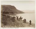 Fotografi från sjön Tiberias - Hallwylska museet - 104247.tif