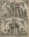 Fotothek df tg 0006084 Architektur ^ Dreiecksgiebel ^ Segmentgiebel ^ Volute ^ Bauplastik ^ Vase ^ Erot.jpg