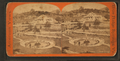 Fountain and North Cottage, from Robert N. Dennis collection of stereoscopic views.png