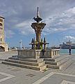 Fountain in Rhodes Harbour 01.jpg