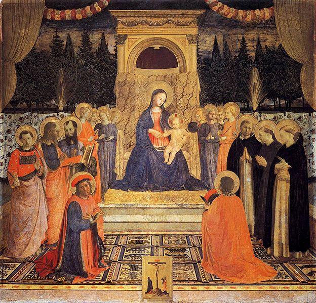 File:Fra Angelico - San Marco Altarpiece - WGA00509.jpg