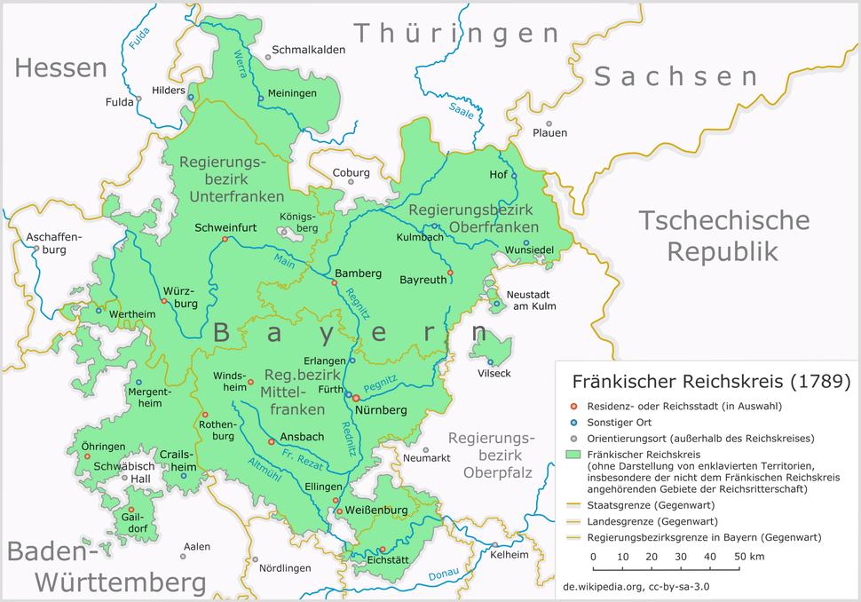 Fraenkischer Reichskreis