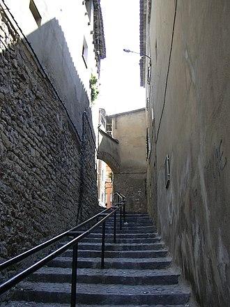 Fraga - Image: Fraga Antigua puerta de entrada a las murallas