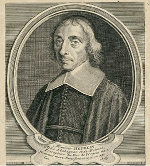 François Hédelin, abbé d'Aubignac - François Hédelin, abbé d'Aubignac