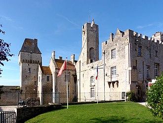 Canton of Bretteville-l'Orgueilleuse - Château de Creully