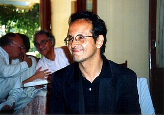 Francisco Varela - Varela in Dharamsala India, 1994.