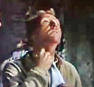 Frank Faylen - Faylen in trailer for Hangman's Knot (1952)