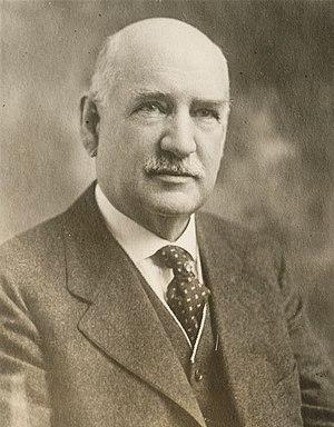 Frank Pierce Hill - ALA President from 1905-1906