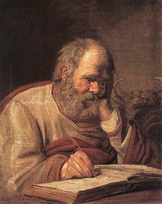St John (Hals) - Image: Frans Hals 086 WGA version