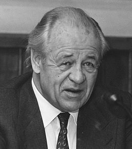 Freddy Heineken in 1987