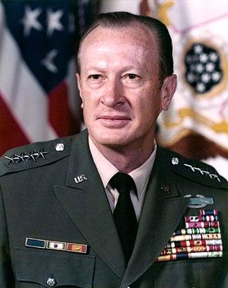 Frederick C. Weyand - General Frederick C. Weyand