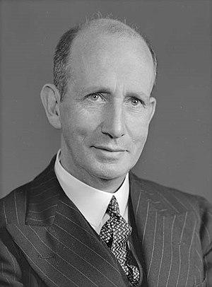 Manukau by-election, 1936 - Image: Frederick Doidge