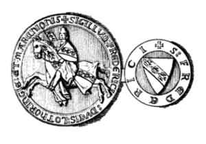 Frederick II, Duke of Lorraine - Image: Frederick II of Lorraine