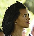 Fredricka Whitfield at gravesite ceremony.jpg