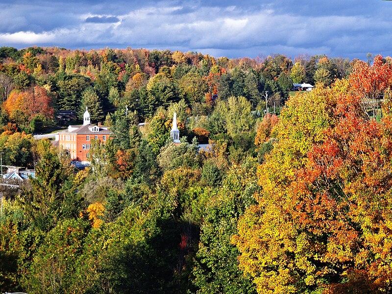 Топ-5 самых красивых деревень в Канаде