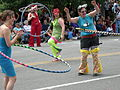 Fremont Solstice Parade 2007 - hula hoops 14-3.jpg