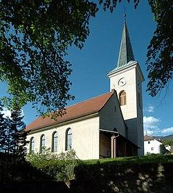 Fresach Museumweg Evangelische Pfarrkirche A.B. 12052008 21.jpg