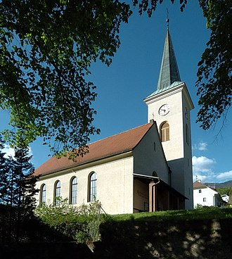 Fresach - Protestant church