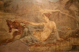 Pan en Hermaphroditus