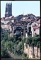 Friburgo. Veduta della città dal Pont du Milieu (DOI 21765).jpg