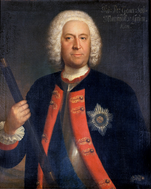 Friedrich Wilhelm von Grumbkow - Friedrich Wilhelm von Grumbkow