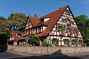 Zirndorf - Former House of Lords built 1696
