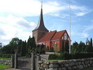 Fuglse Church - Fuglse Church, Lolland