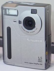 fujifilm finepix wikipedia
