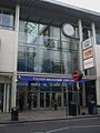 Fulham Broadway stn entrance mall exterior.JPG