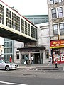 Fulton Franklin subway entrance jeh.JPG