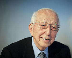 Fumihiko Maki - Maki at the MIT Media Lab in March 2010