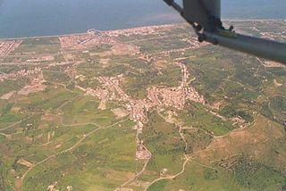 Furnari Comune in Sicily, Italy
