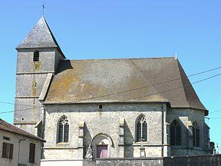 Génicourt-sur-Meuse Commune in Grand Est, France