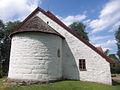 Gökhems kyrka Exterior Absid sakristia 2010-07-16 Bild 2.jpg