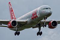 G-LSAA - B752 - Jet2