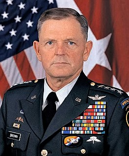 Bryan D. Brown United States Army general (born 1948)