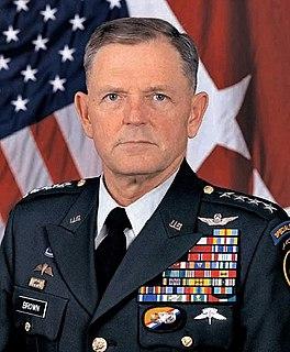 Bryan D. Brown United States Army general
